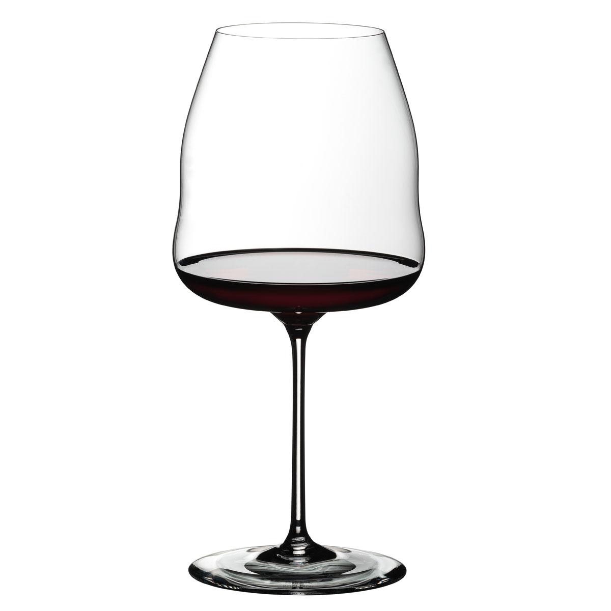 Riedel Winewings Pinot Noir Nebbiolo Wine Glass, Single