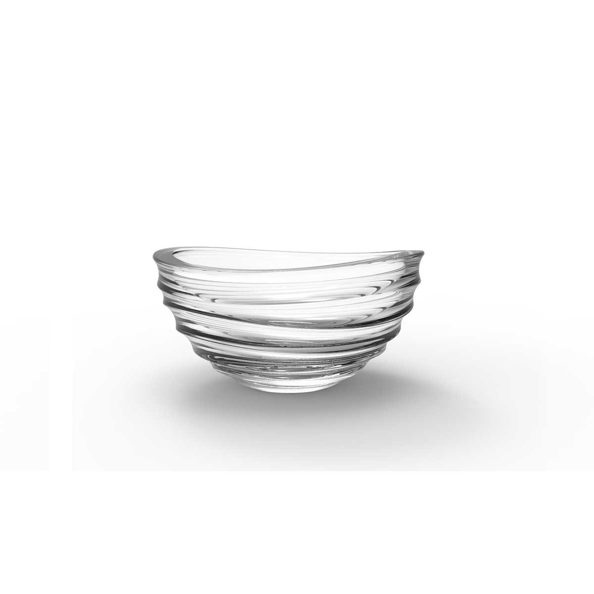 Rogaska Crystal, Four Elements Mini Water Crystal Bowl