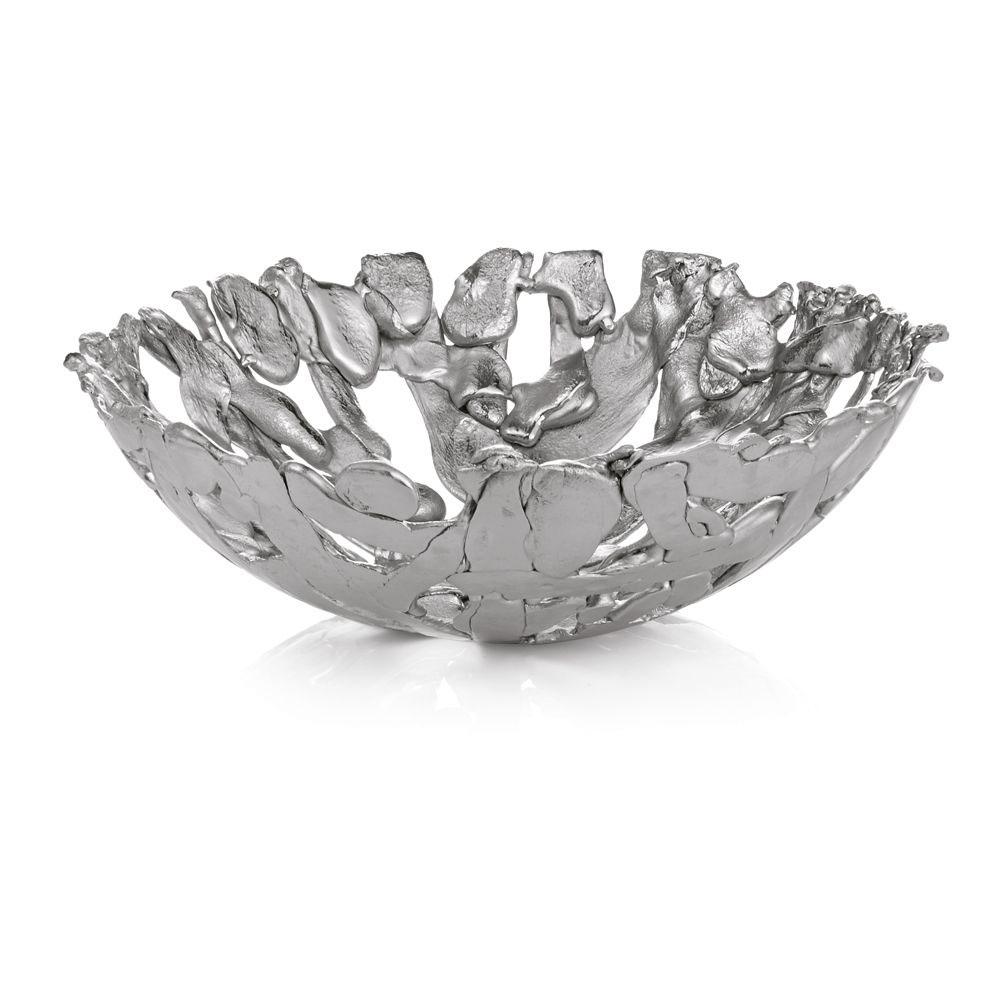"Michael Aram After The Storm 16"" Medium Decorative Bowl"