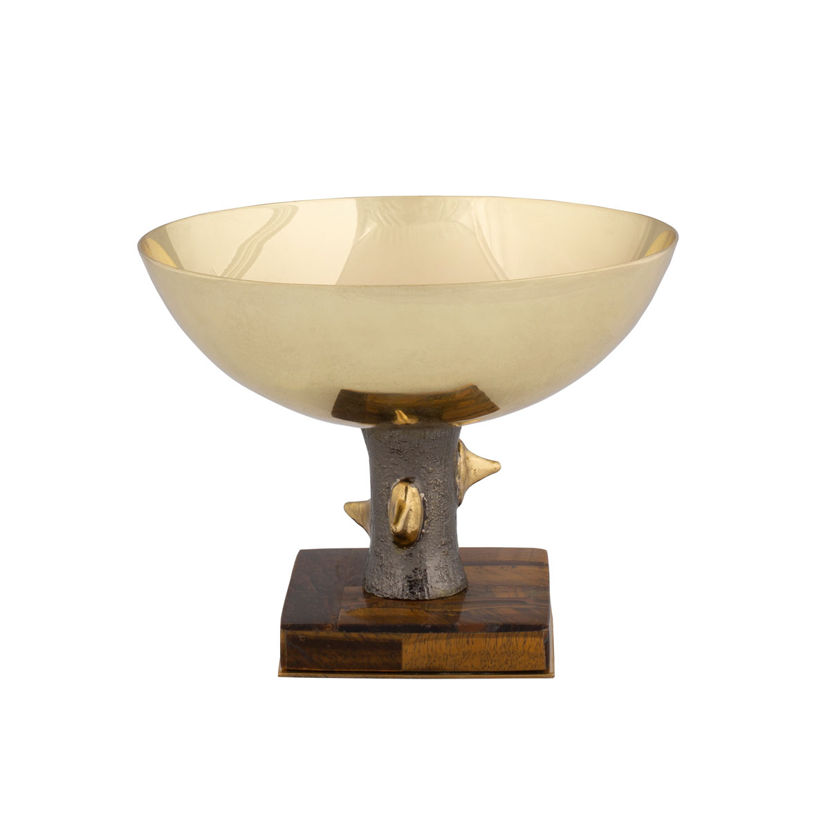 Michael Aram Thorn Luxe Nut Dish Special Edition Crystal