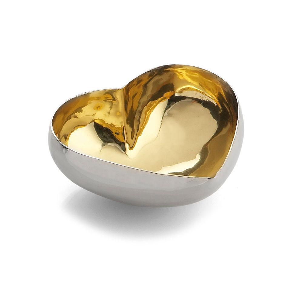 Michael Aram Gold Heart Dish