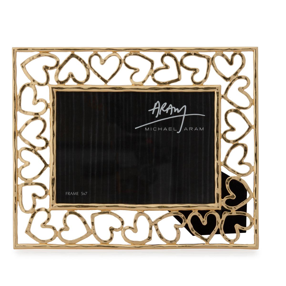 "Michael Aram Heart 5x7"" Picture Frame"