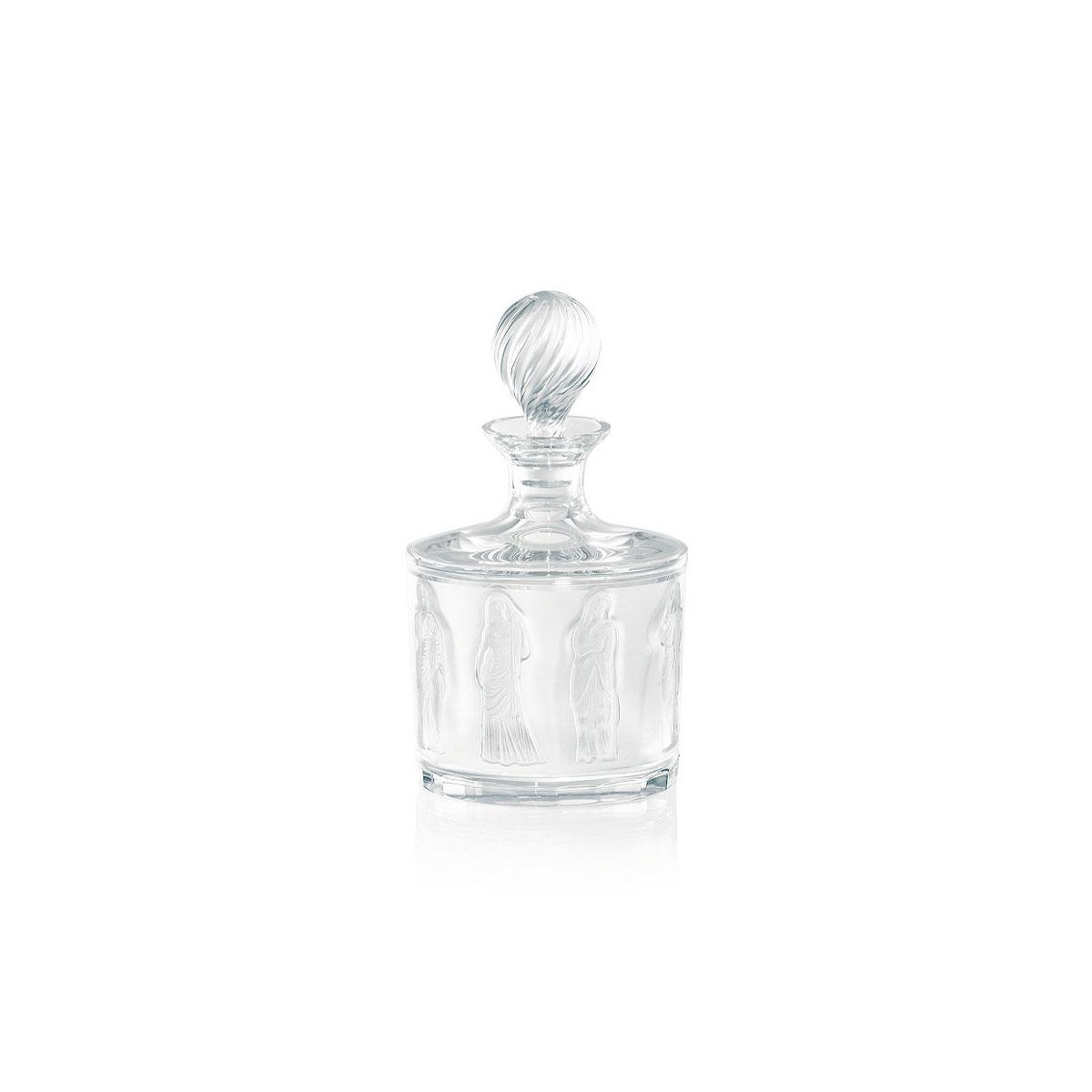 Lalique Crystal, Femmes Antiques Decanter