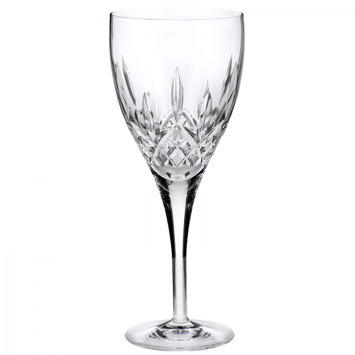 Waterford Lismore Nouveau Crystal Goblet, Single