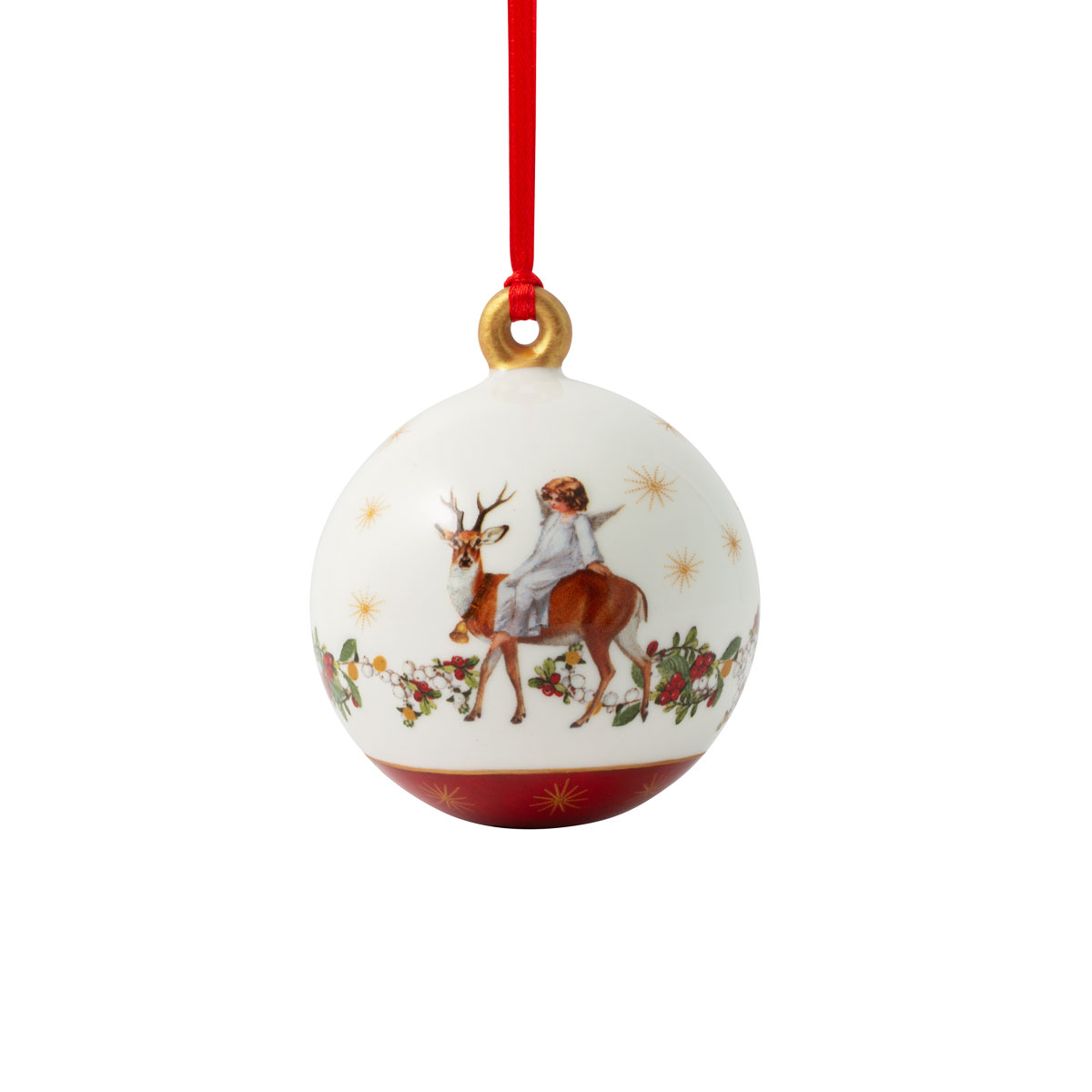 Villeroy and Boch 2020 Annual Christmas Edition Ball Ornament