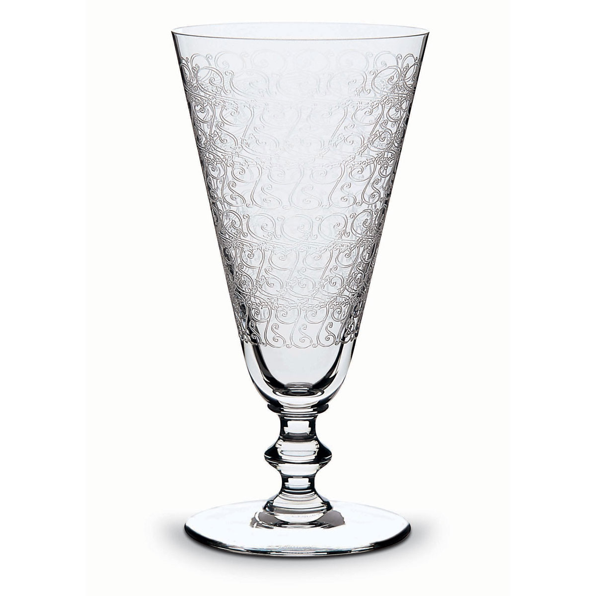 Baccarat Crystal, Rohan Champagne Crystal Flute, Single