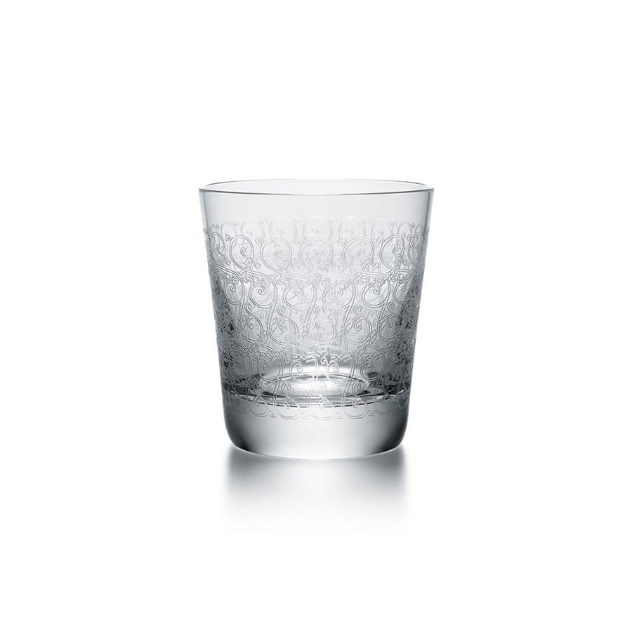 Baccarat Crystal, Rohan Crystal Old Fashioned Tumbler, Single