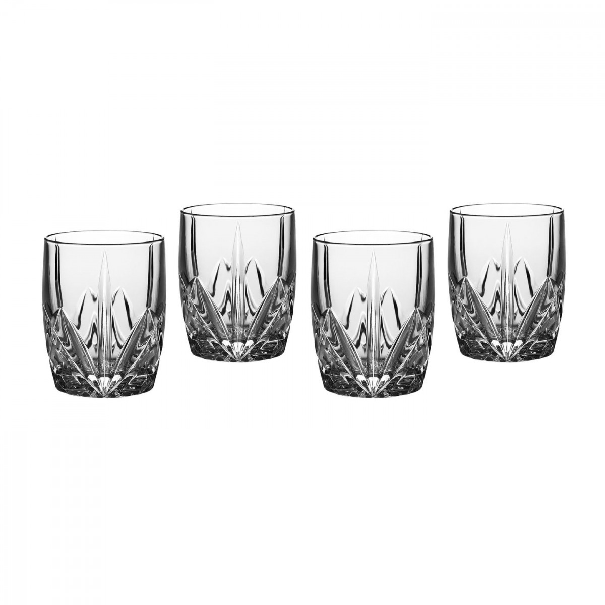 Marquis by Waterford, Brookside DOF Tumbler, Set of Four