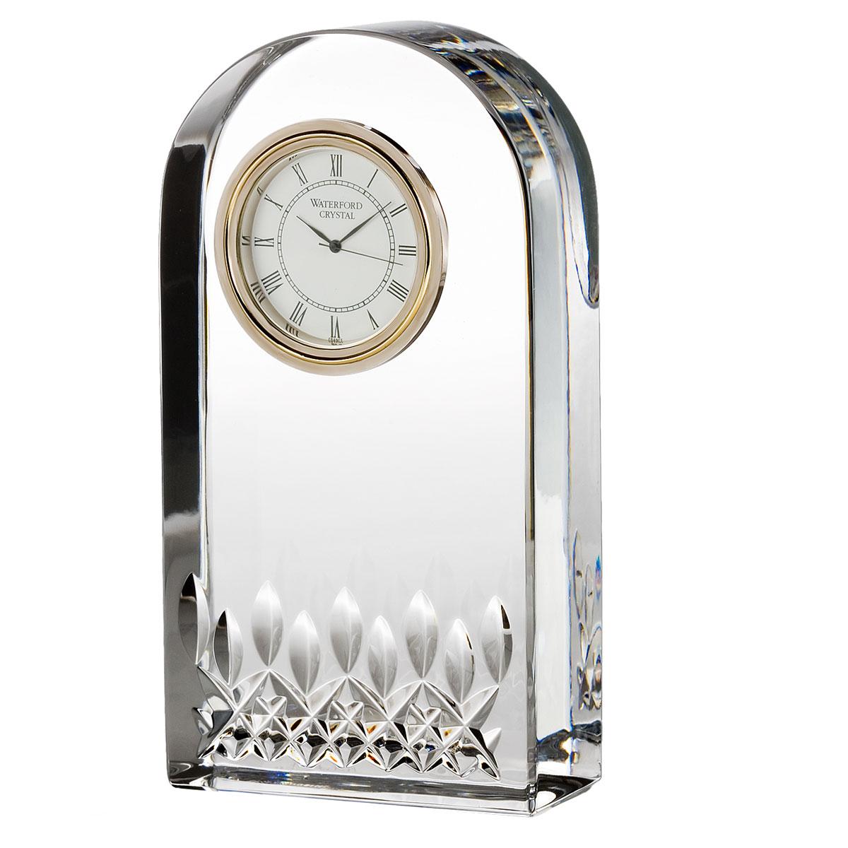 Waterford Lismore Essence Crystal Clock