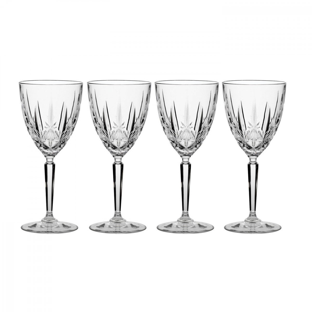 Marquis by Waterford, Sparkle White Wine, Set of Four