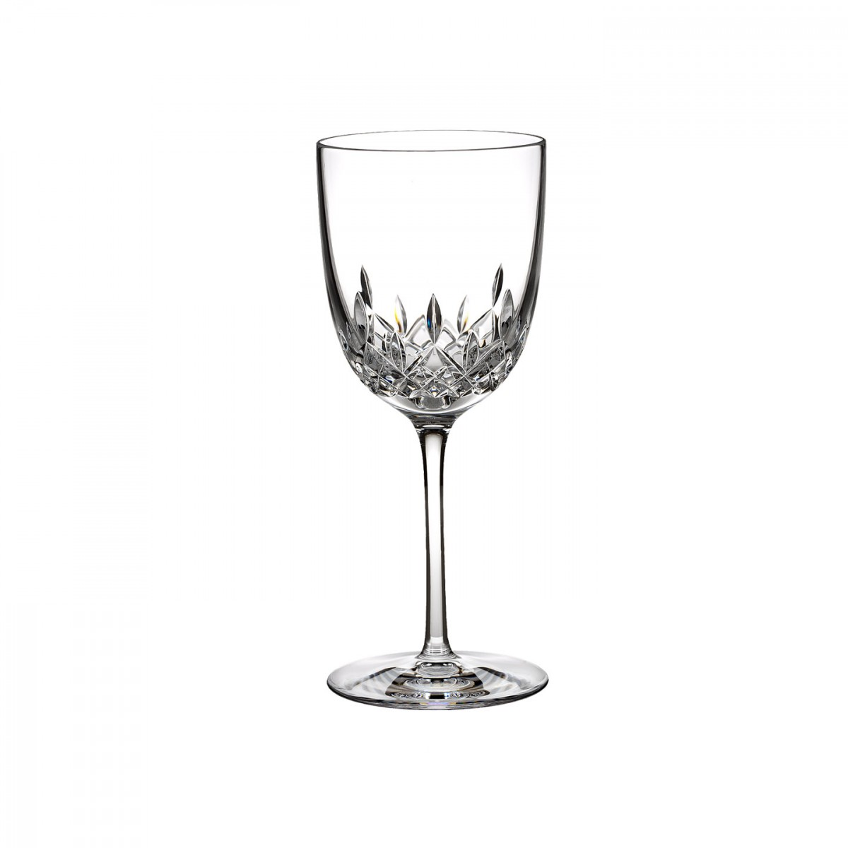 Waterford Crystal, Lismore Encore Crystal Red Wine Goblet, Single