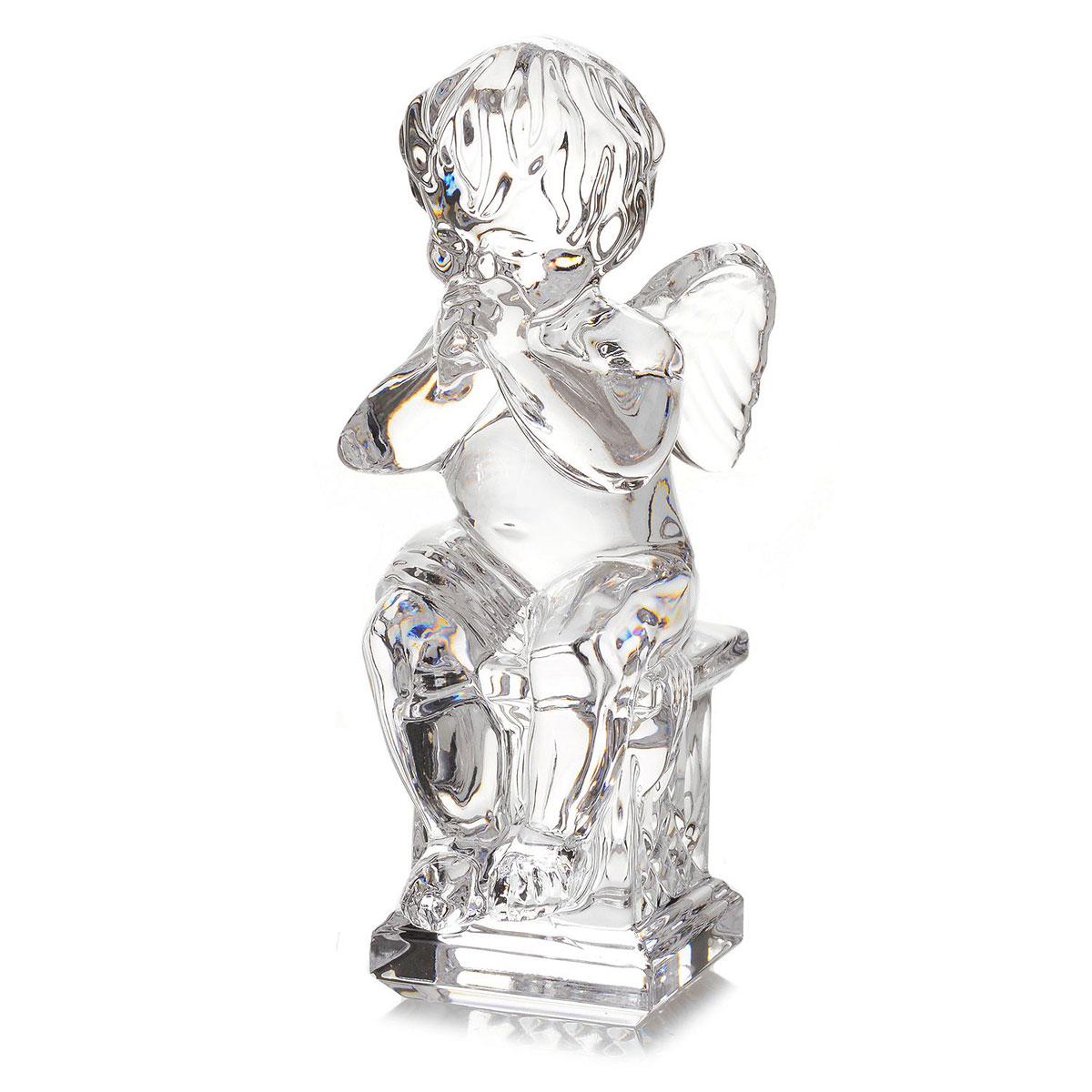 Waterford Crystal Praying Cherub