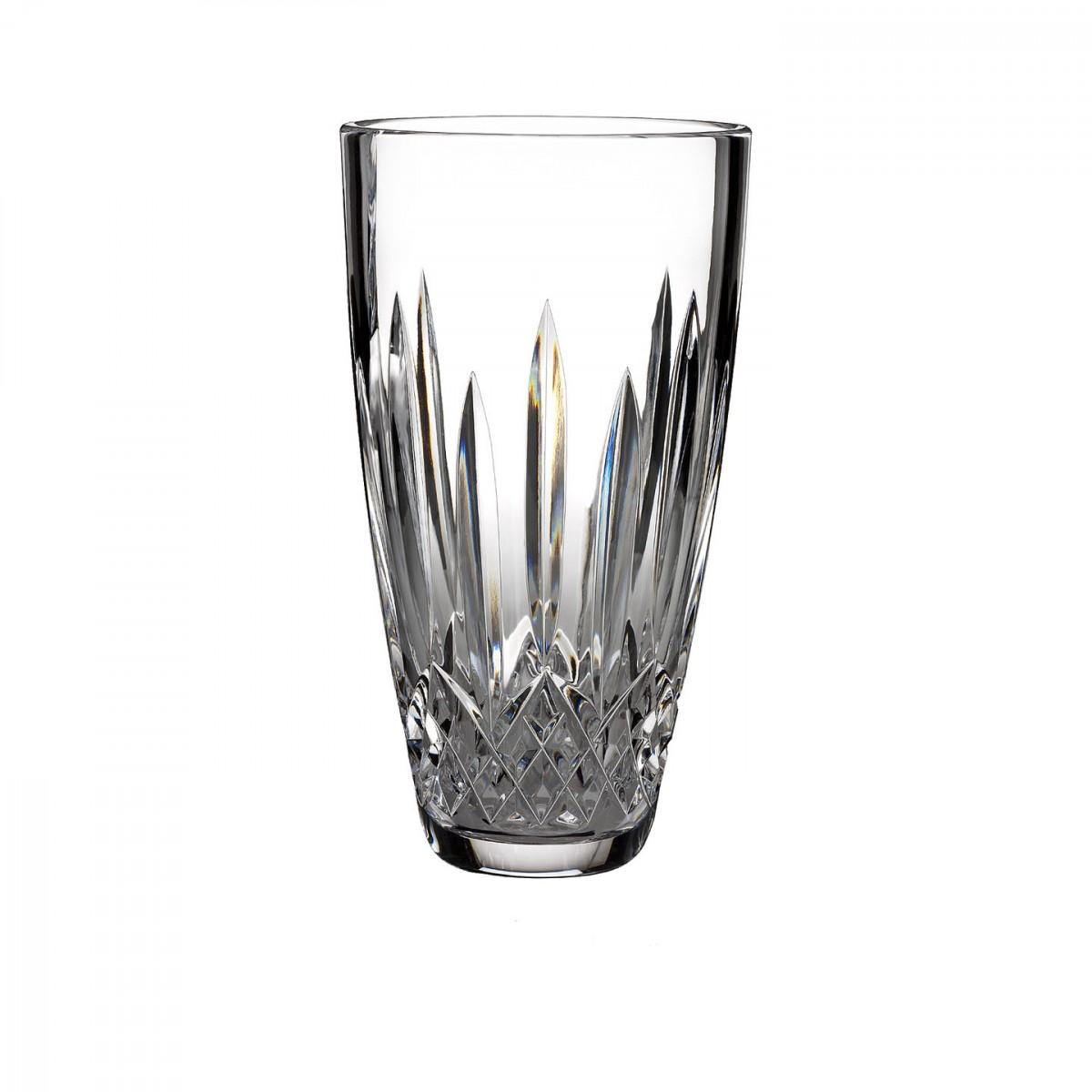 "Waterford Crystal, Lismore Classic 7"" Crystal Vase"