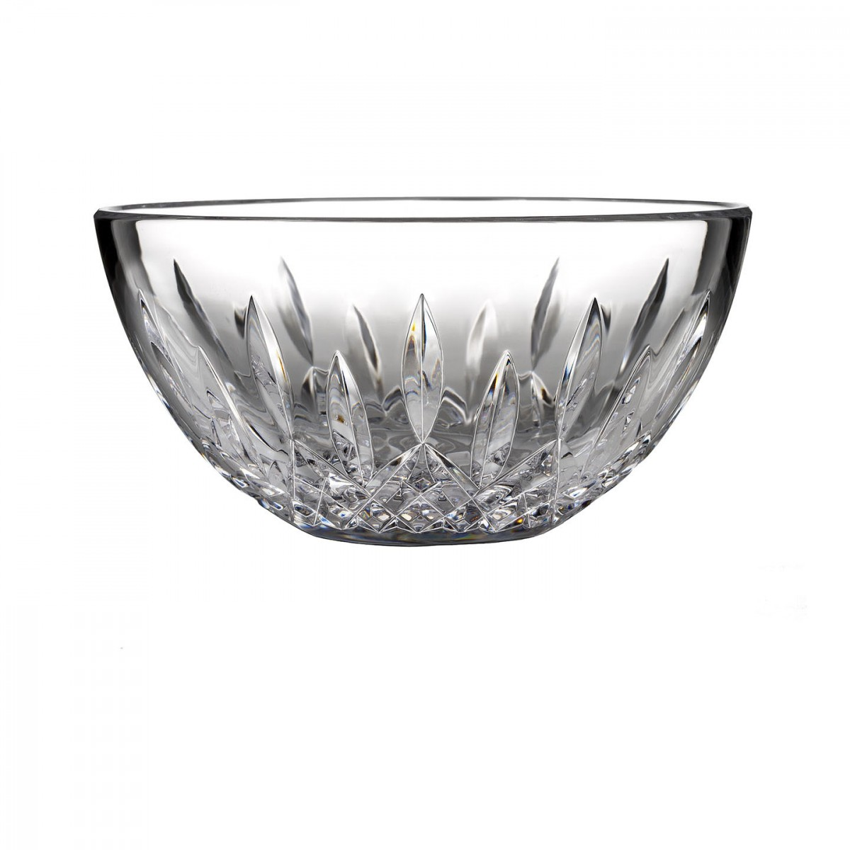 "Waterford Crystal, Lismore Classic 6"" Crystal Bowl"