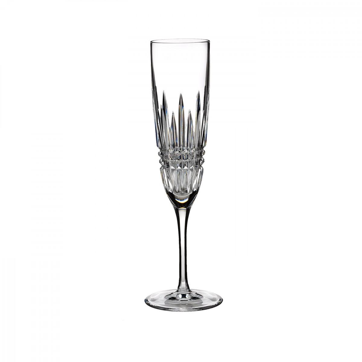 Waterford Crystal, Lismore Diamond Crystal Flute, Single