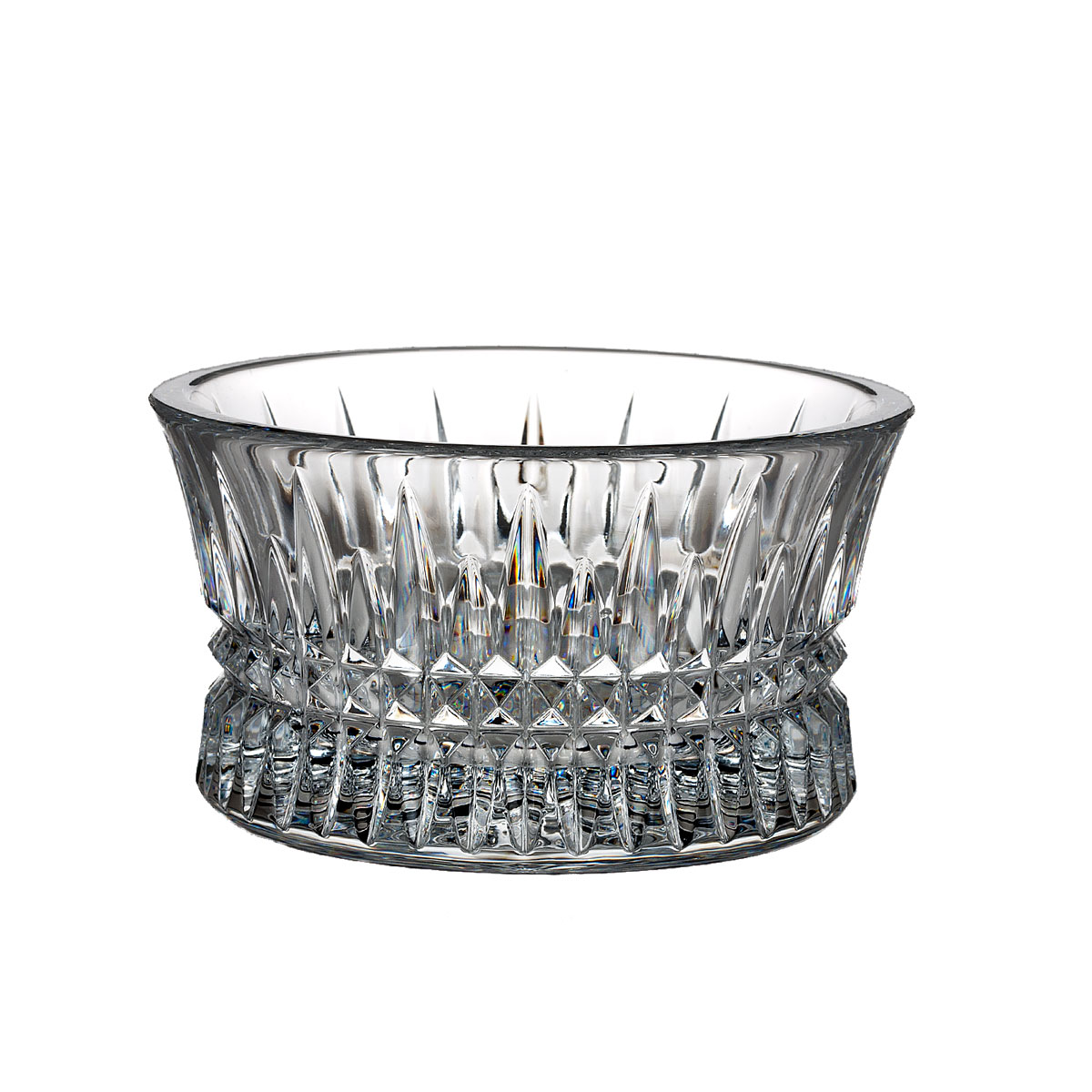 "Waterford Crystal, Lismore Diamond 5"" Nut Bowl, Clear"