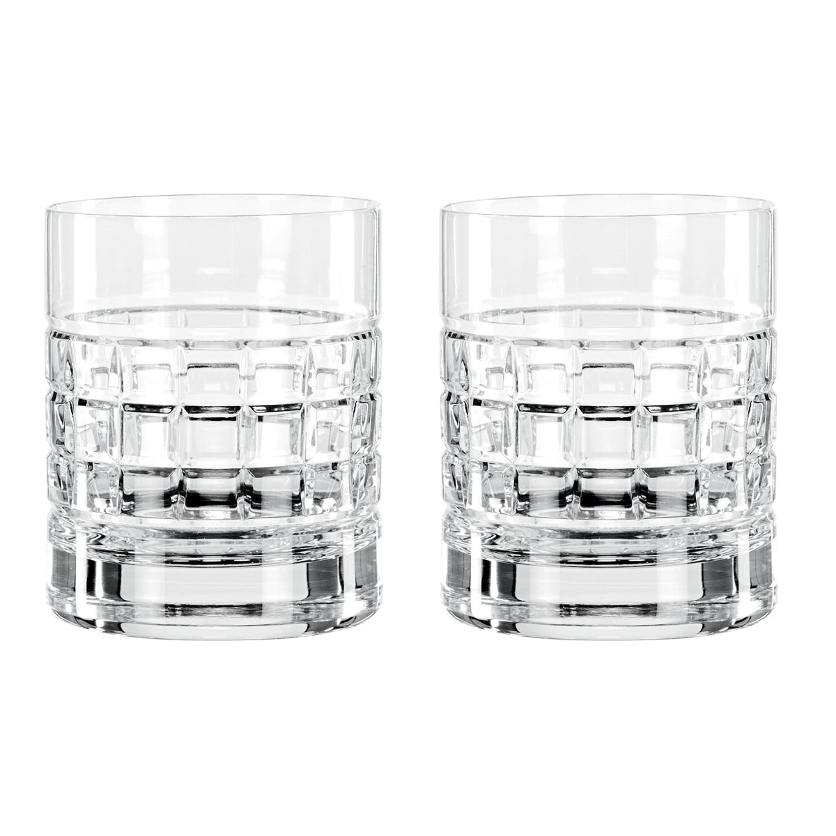 Waterford Crystal, Contemporary London DOF Crystal Tumblers, Pair