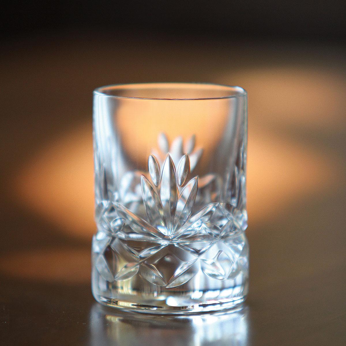 Cashs Ireland, Annestown Crystal Shot Glass