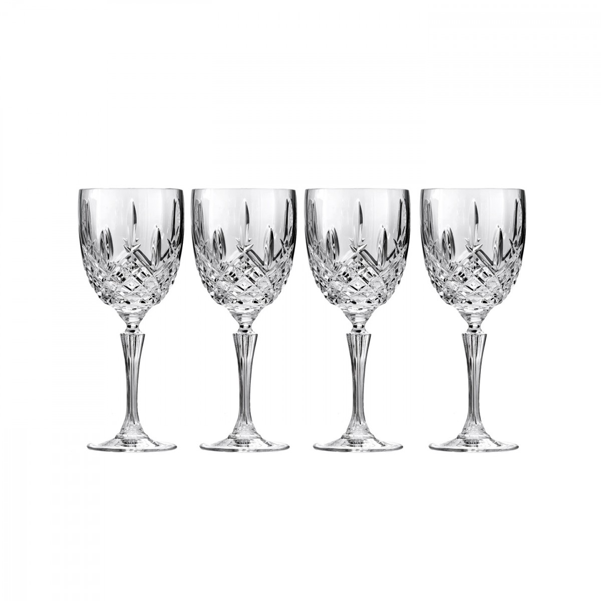Marquis by Waterford, Markham Goblet, Red Wine, Set of Four