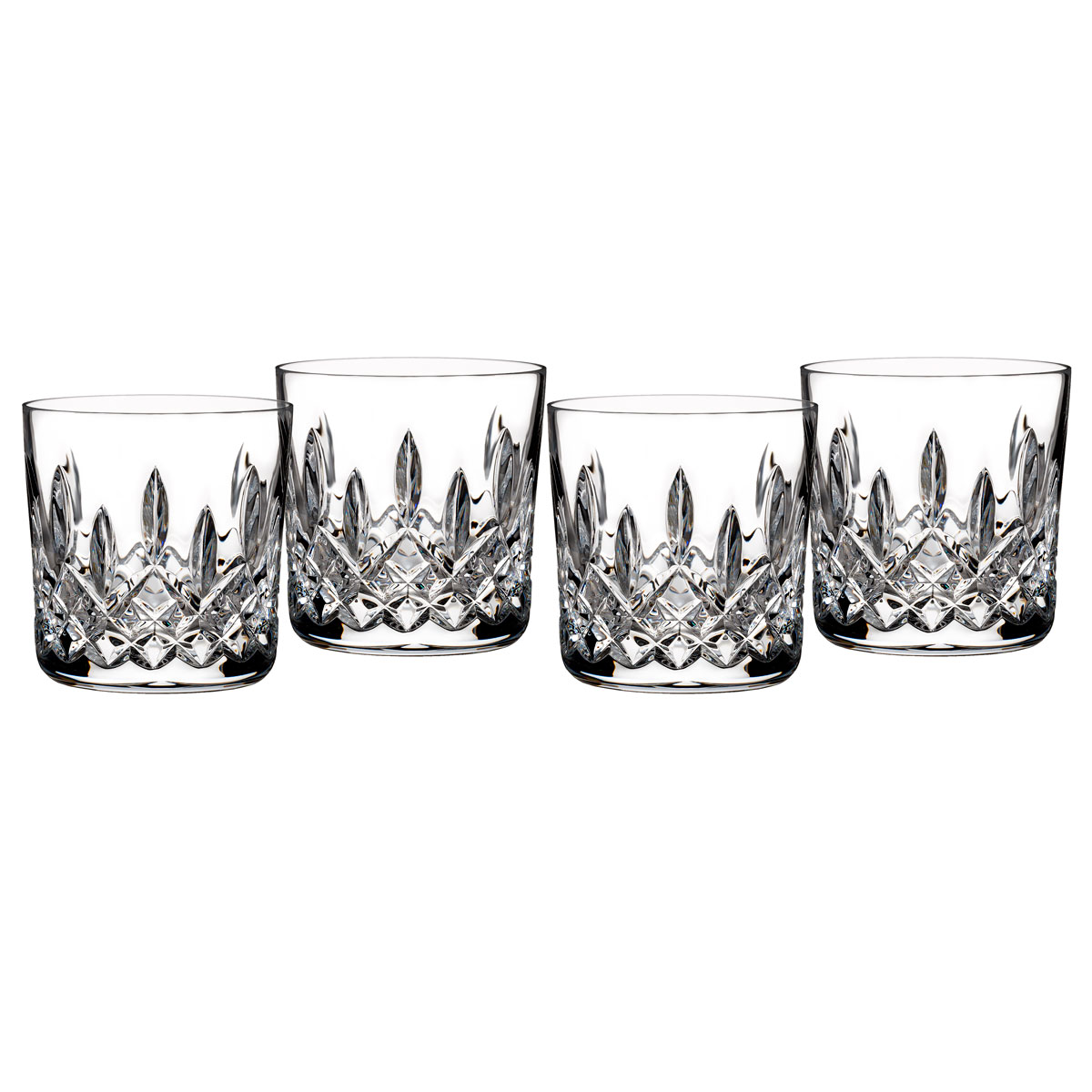 Waterford Crystal, Classic Lismore 9 oz. Tumbler, Set of Four