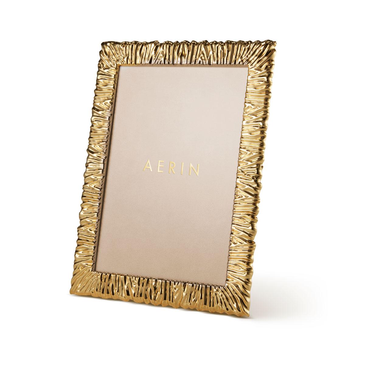 "Aerin Ambroise Gold Frame 5x7"""