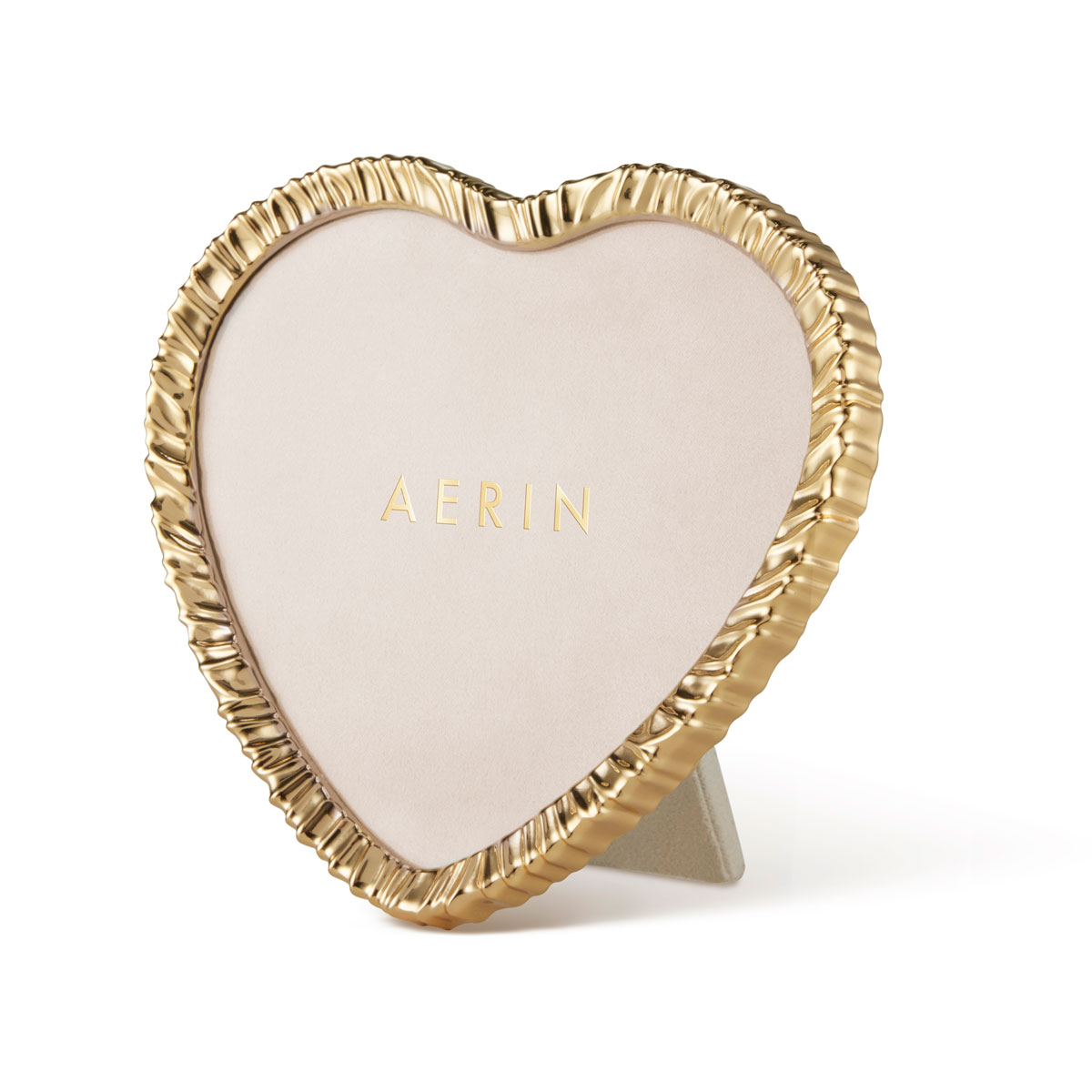 Aerin Ambroise Heart Gold Frame