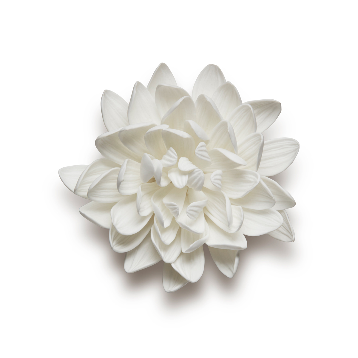 Aerin Dahlia Porcelain Flower Sculpture