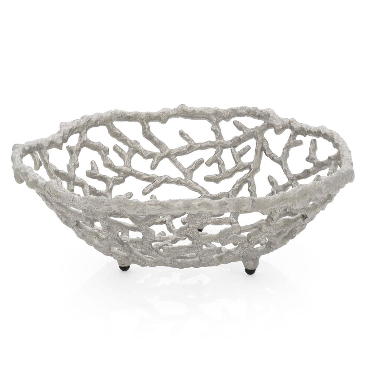 Michael Aram Ocean Reef Bread Basket