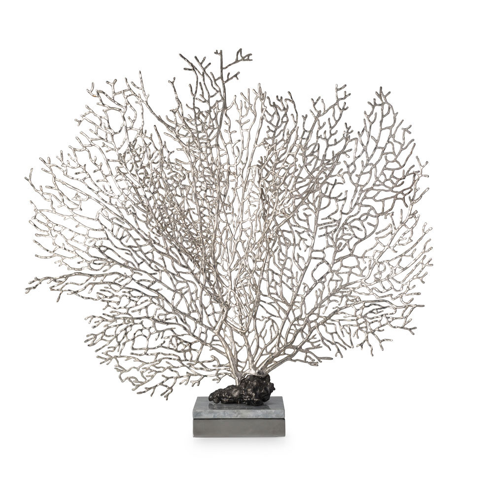 Michael Aram Fan Coral Sculpture, Limited Edition