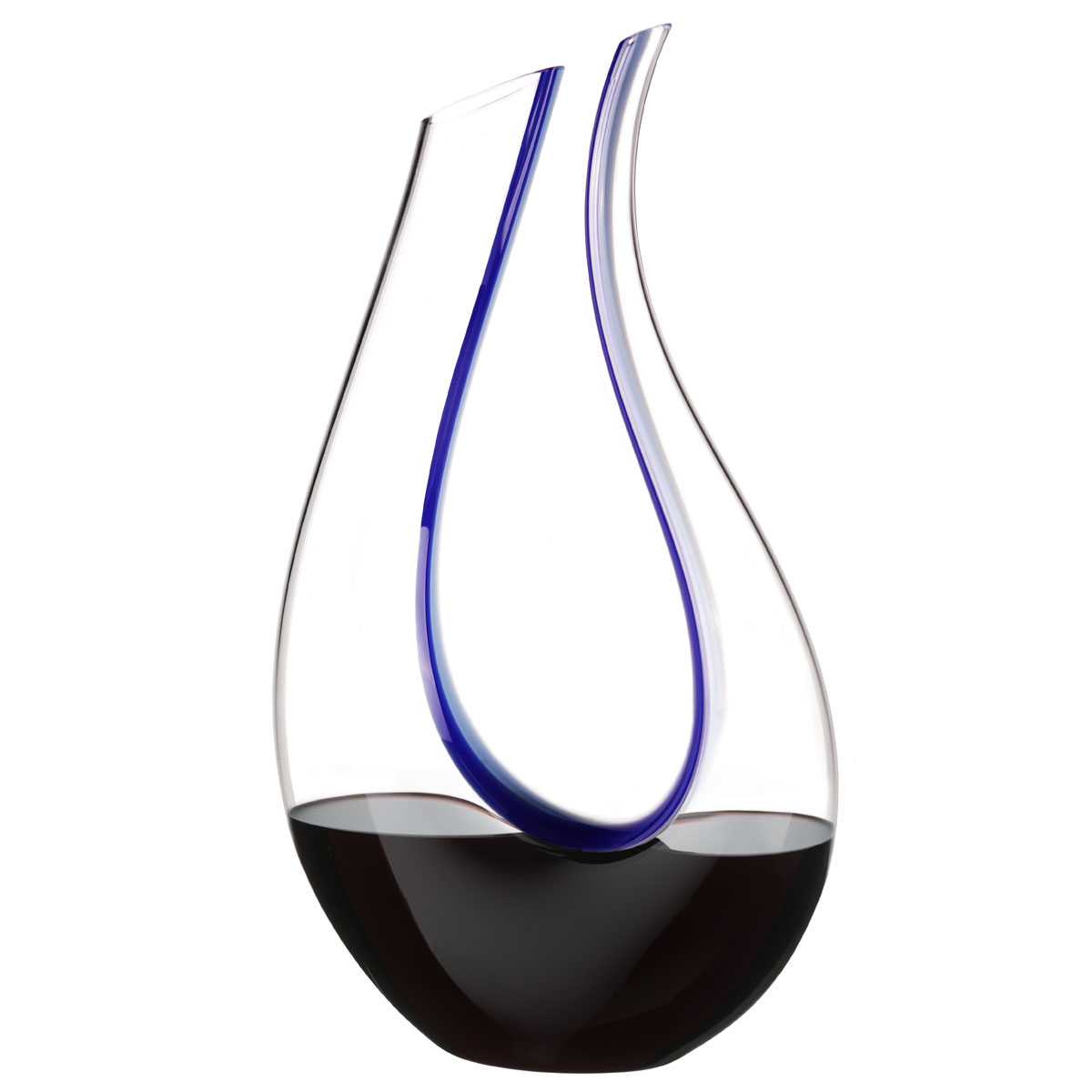 Riedel Amadeo Lapis Lazuli Blue Wine Decanter, Limited Edition