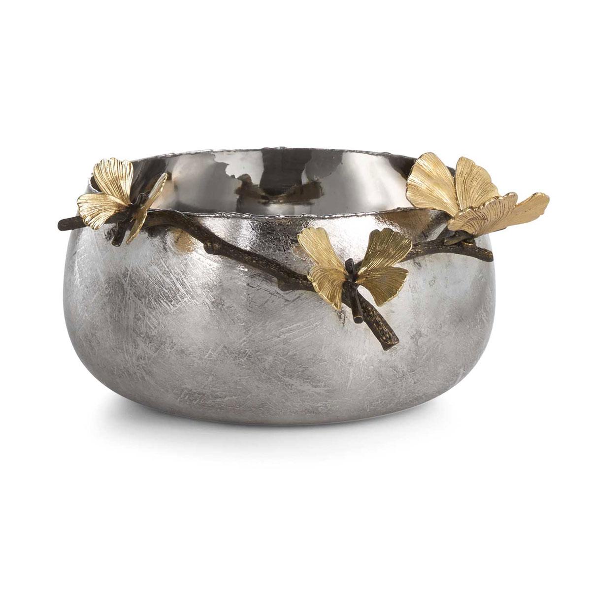 "Michael Aram Butterfly Ginkgo 9"" Serve Bowl"