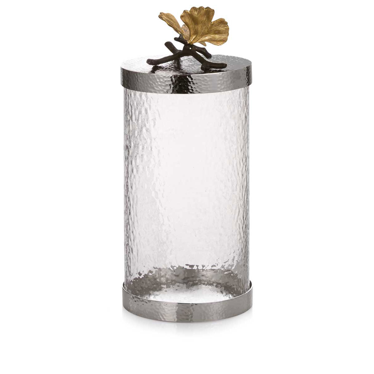 Michael Aram Butterfly Ginkgo Kitchen Canister, Large