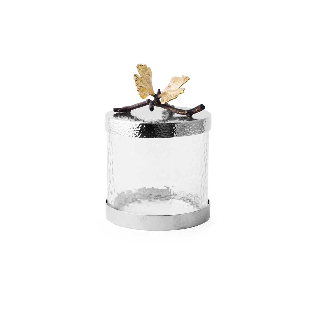 Michael Aram Butterfly Ginkgo Canister Extra Small