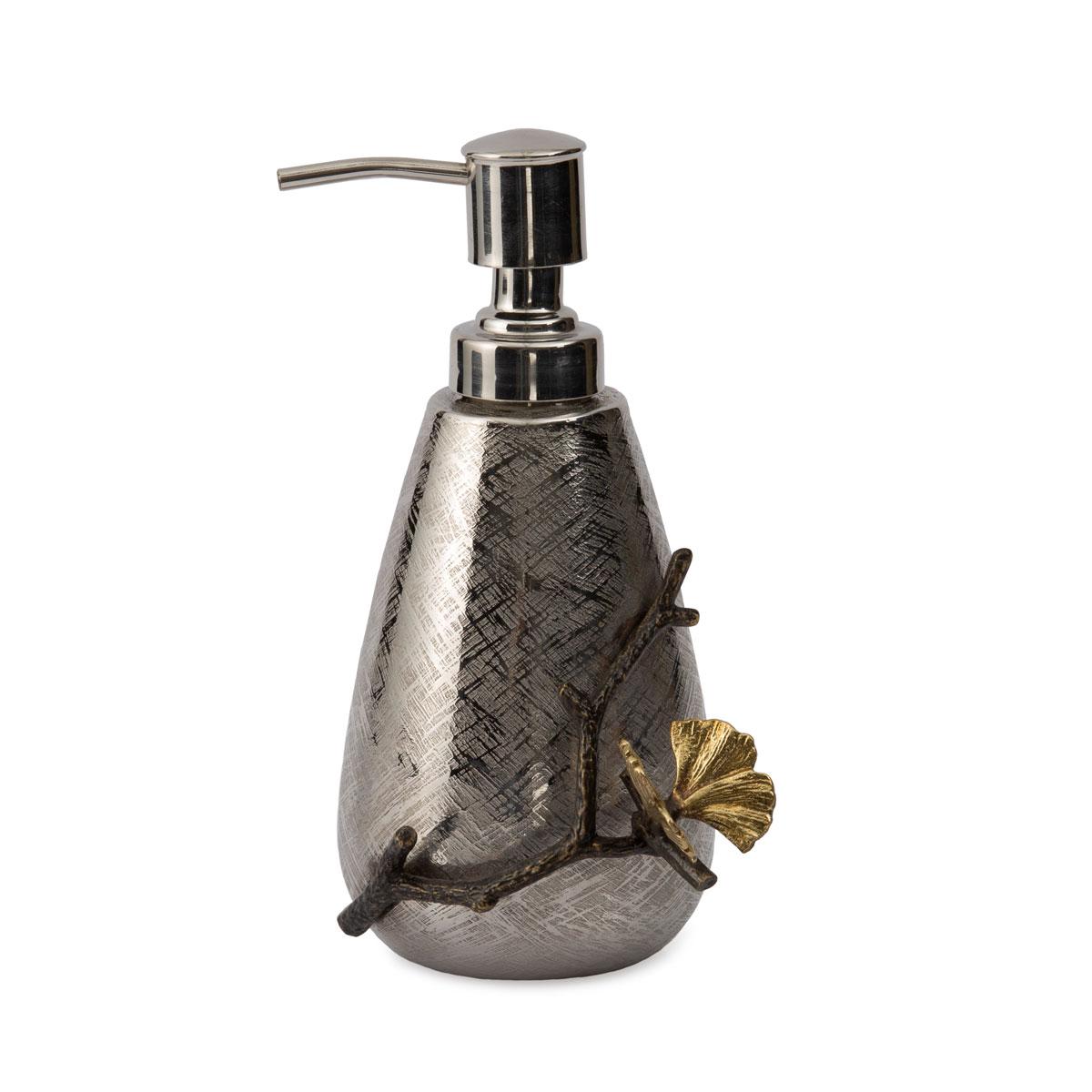 Michael Aram Butterfly Ginkgo Soap Dispenser
