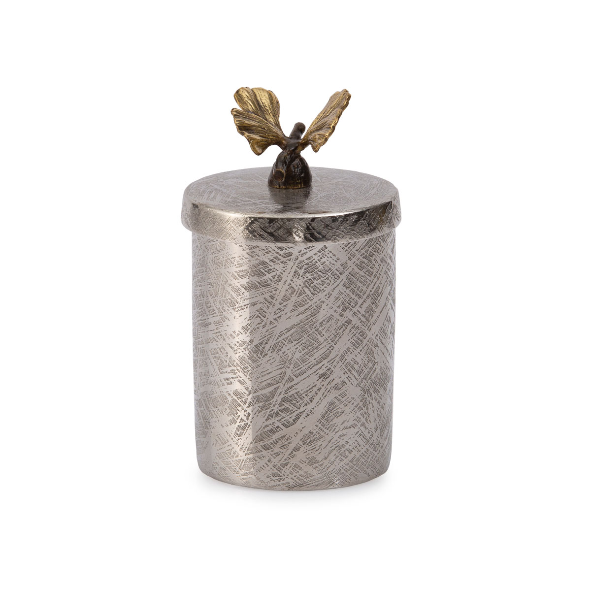 Michael Aram Butterfly Ginkgo Round Container