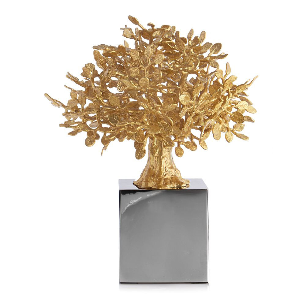 Michael Aram Wisdom Tree Sculpture, Limited Edition
