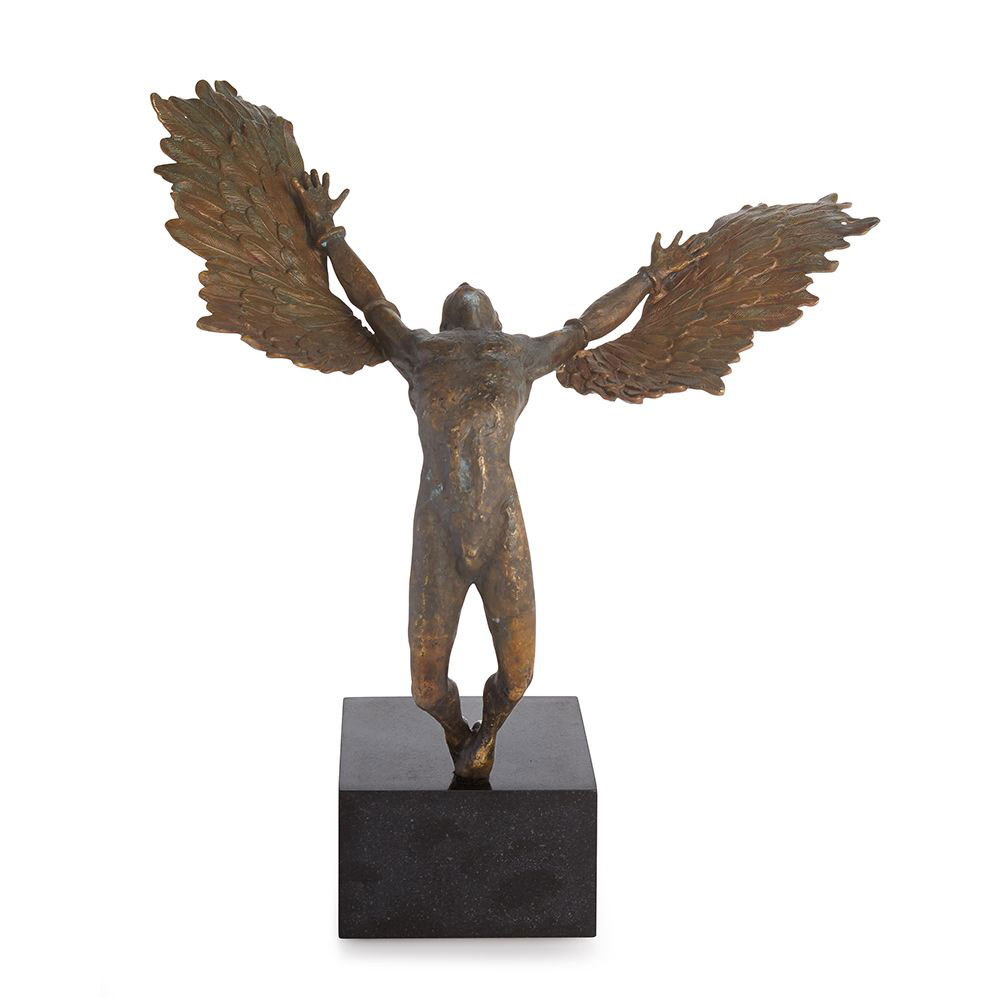Michael Aram Icarus Sculpture, Limited Edition