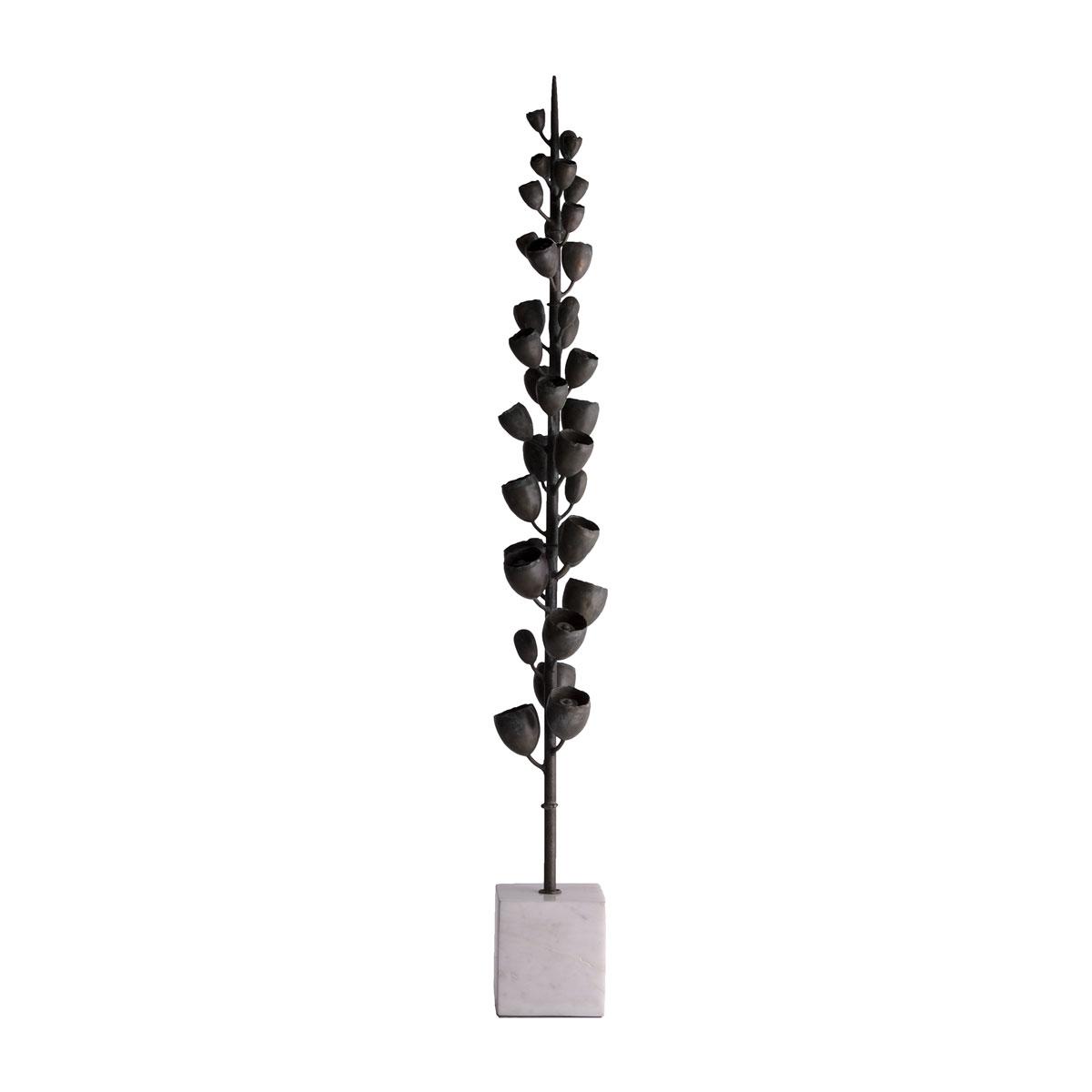 Michael Aram Eucalyptus Pod Sculpture, Limited Edition