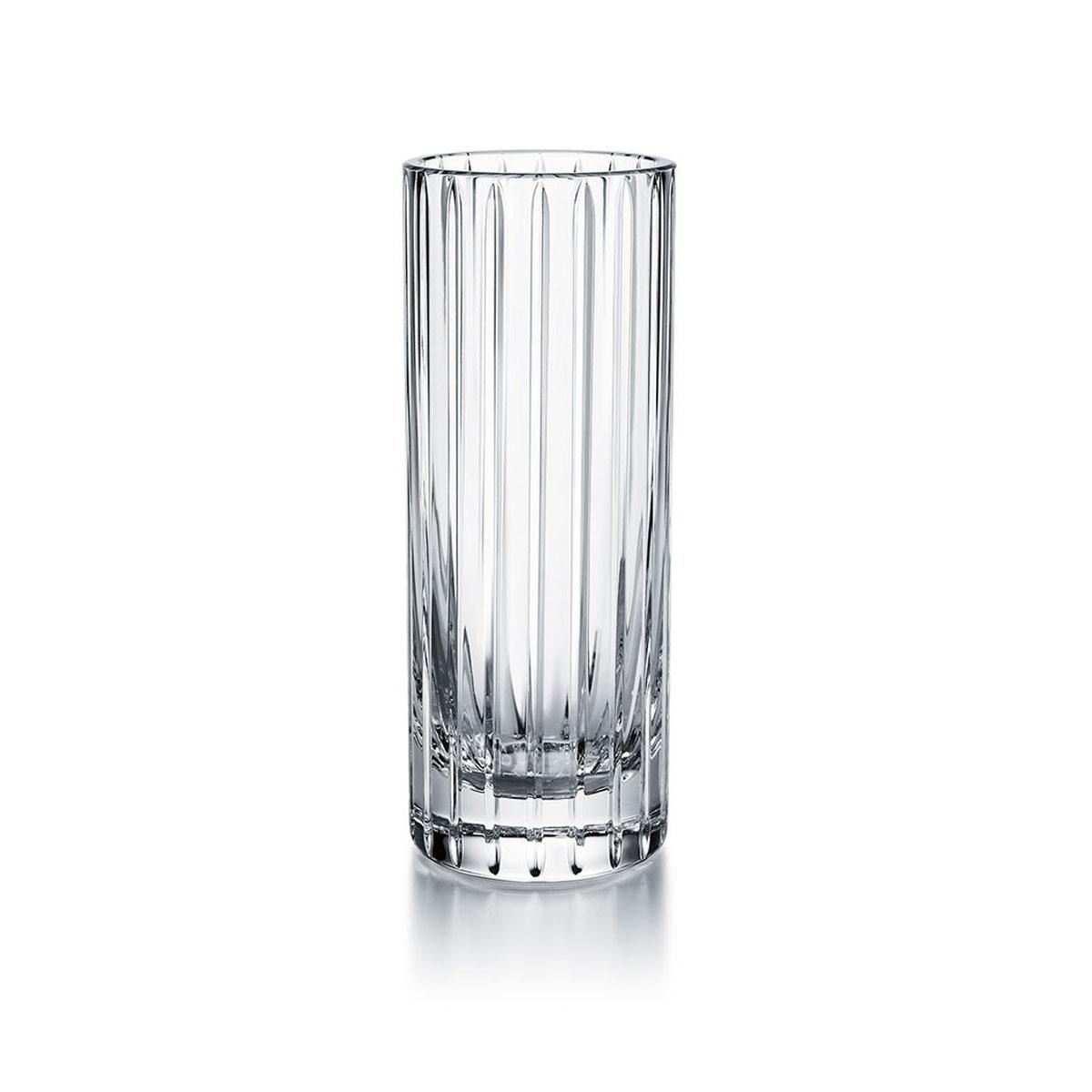 "Baccarat 8"" Harmonie Crystal Vase"