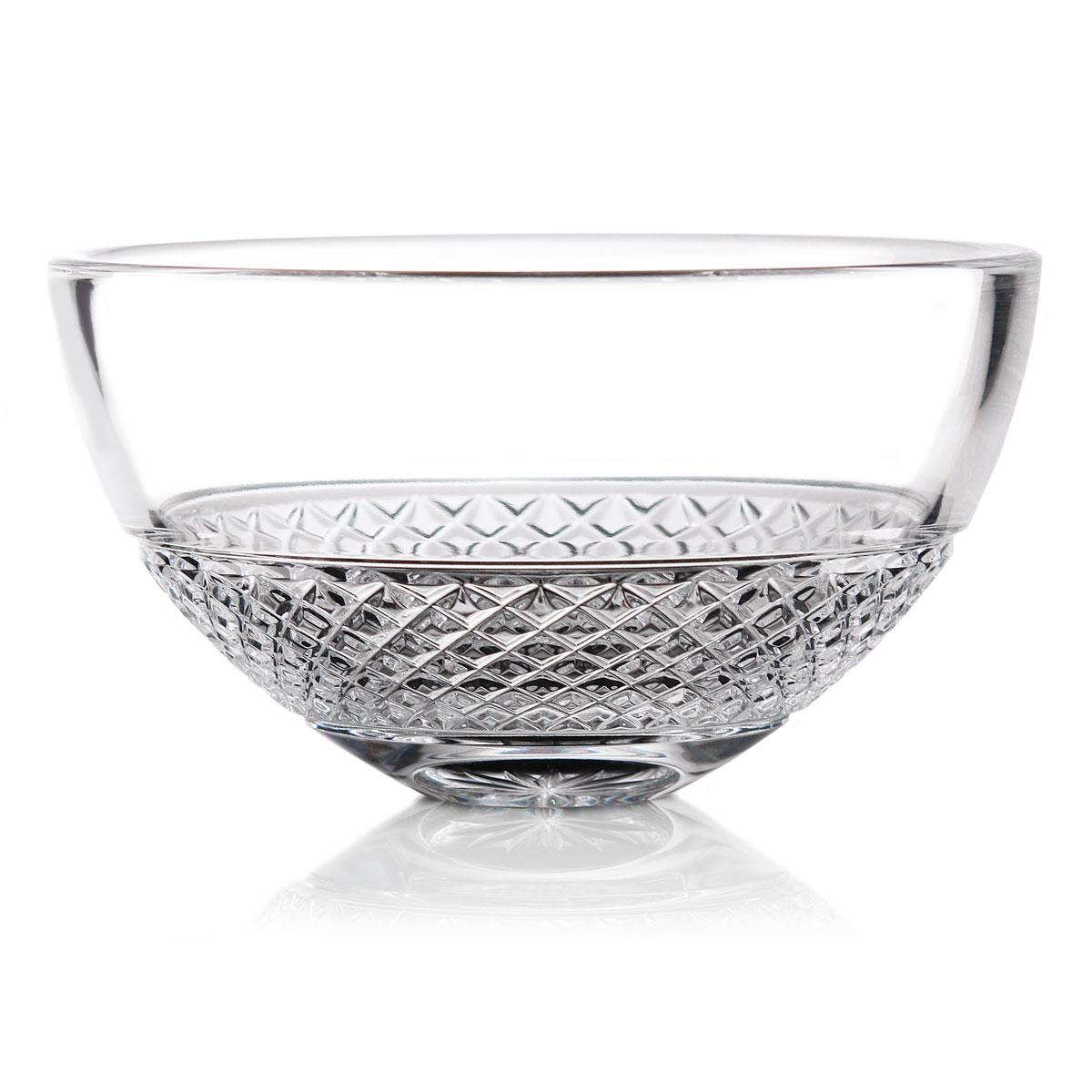"Cashs Ireland, Cooper 10"" Crystal Bowl"