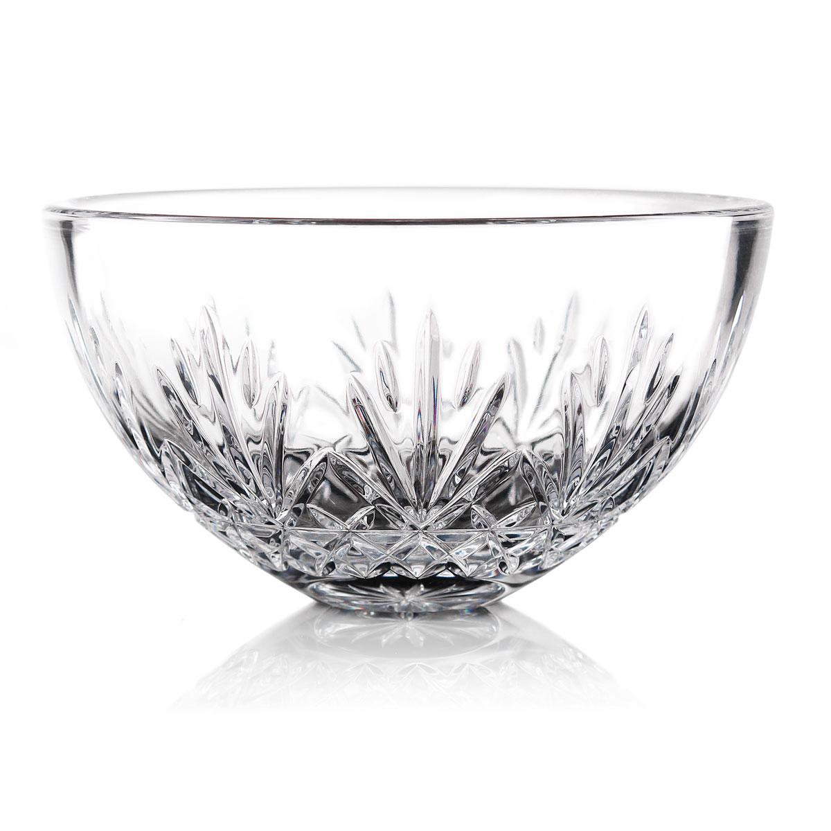 "Cashs Ireland, Annestown 10"" Crystal Bowl"