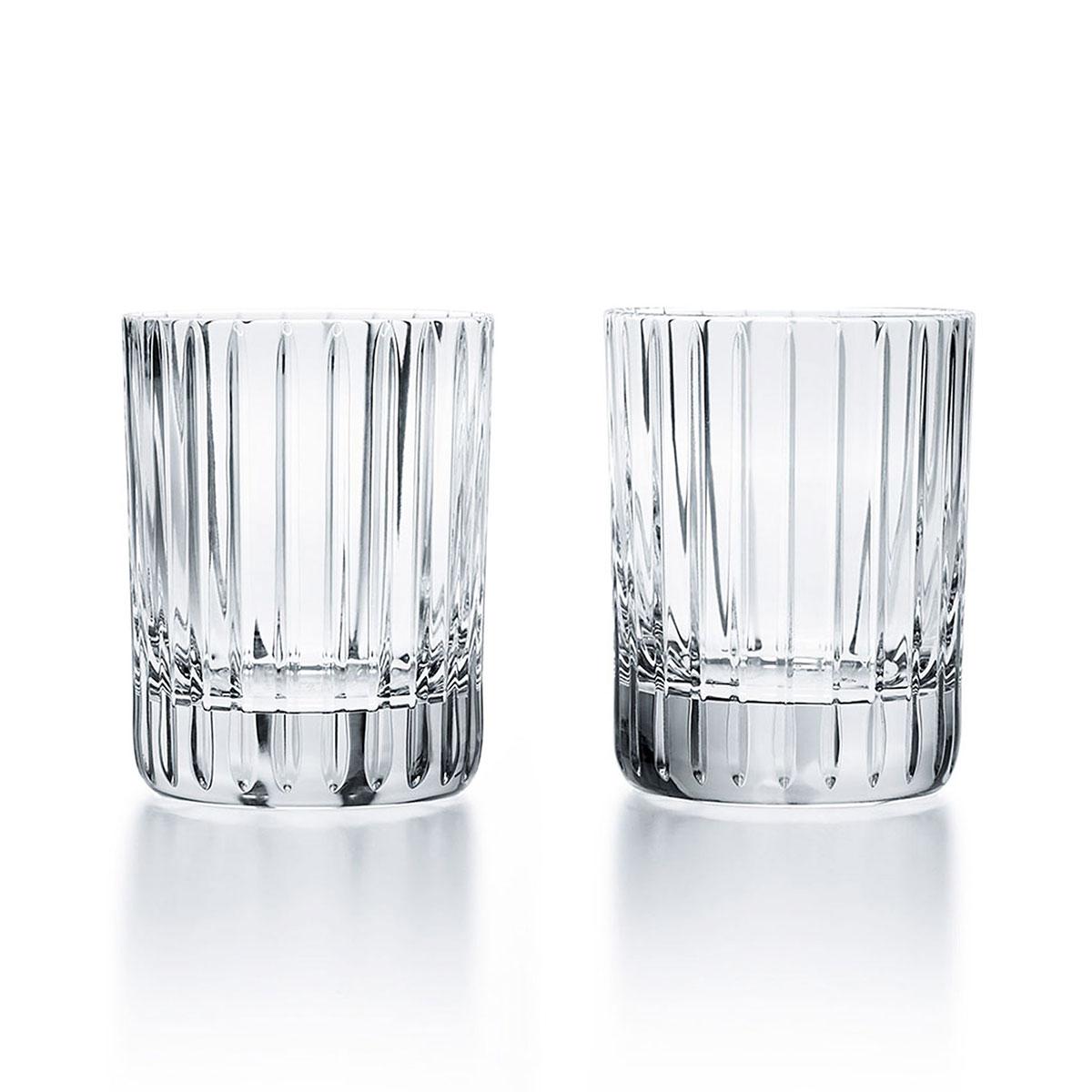 Baccarat Crystal, Harmonie DOF Tumbler, Pair