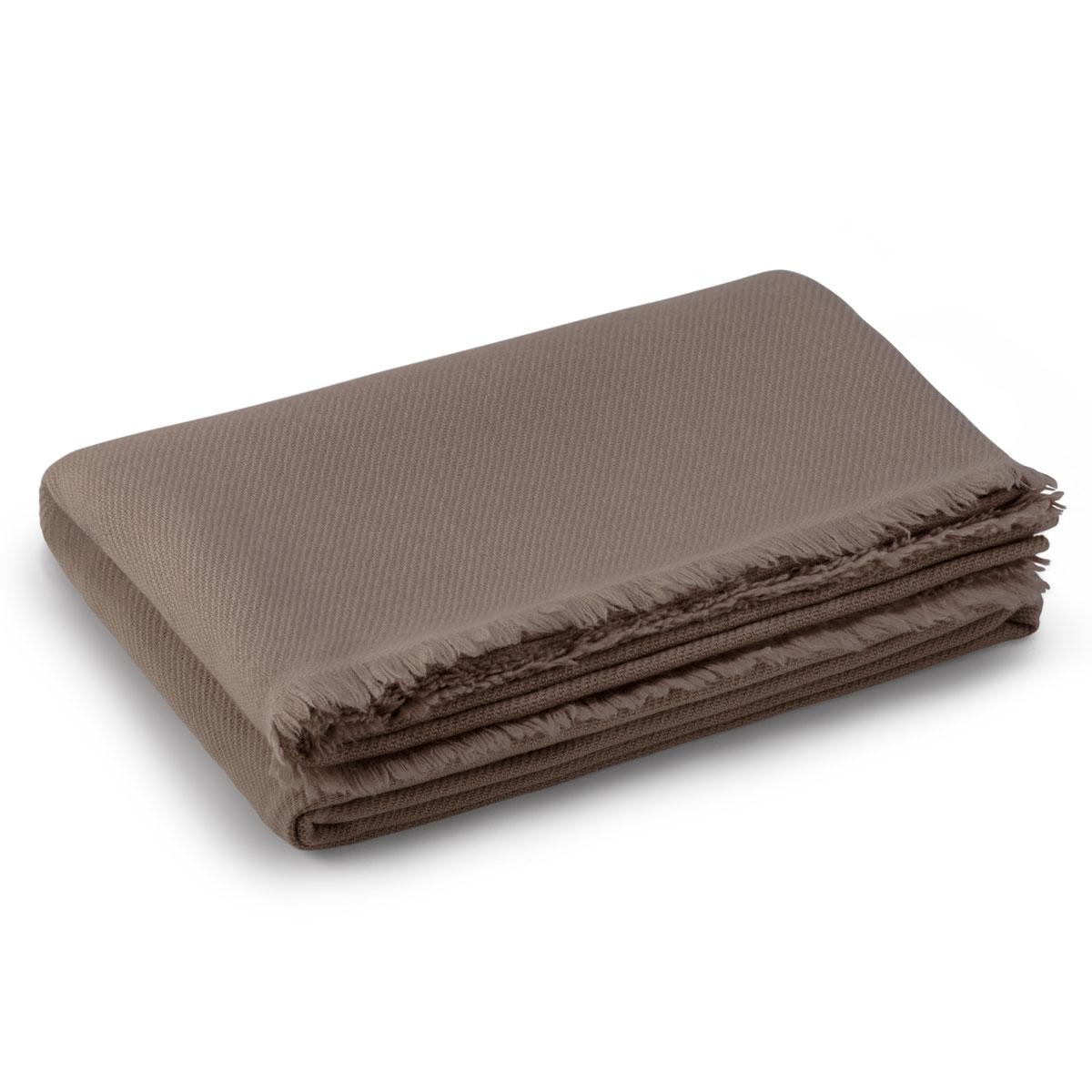 Aerin Noe Cashmere Cinder Throw Blanket