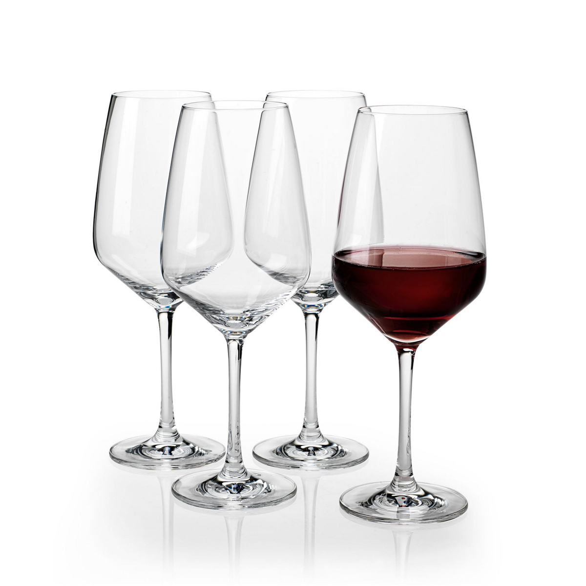 Villeroy and Boch Voice Basic Red Wine Set of 4