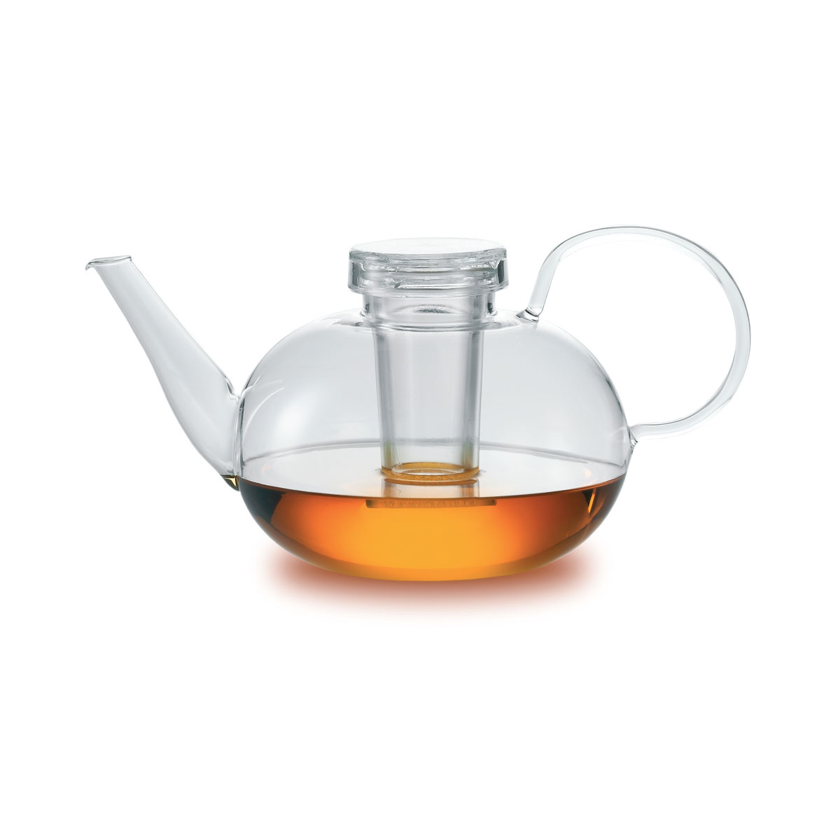 Jenaer Glas Wagenfeld Teapot With Lid and Filter
