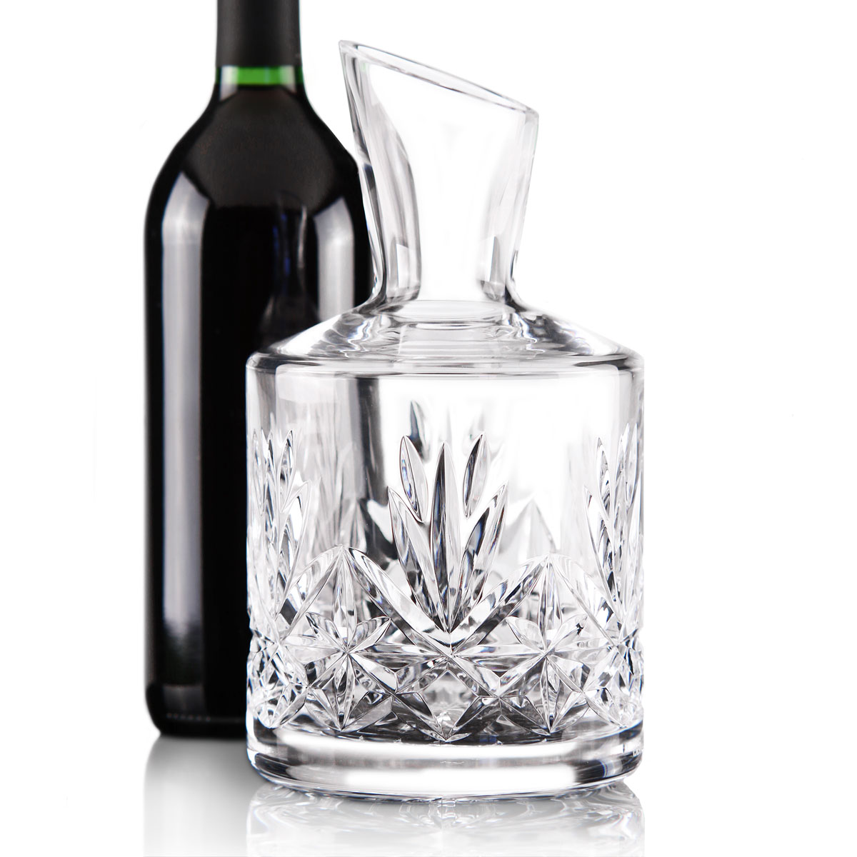 Cashs Ireland, Annestown Crystal Wine Carafe