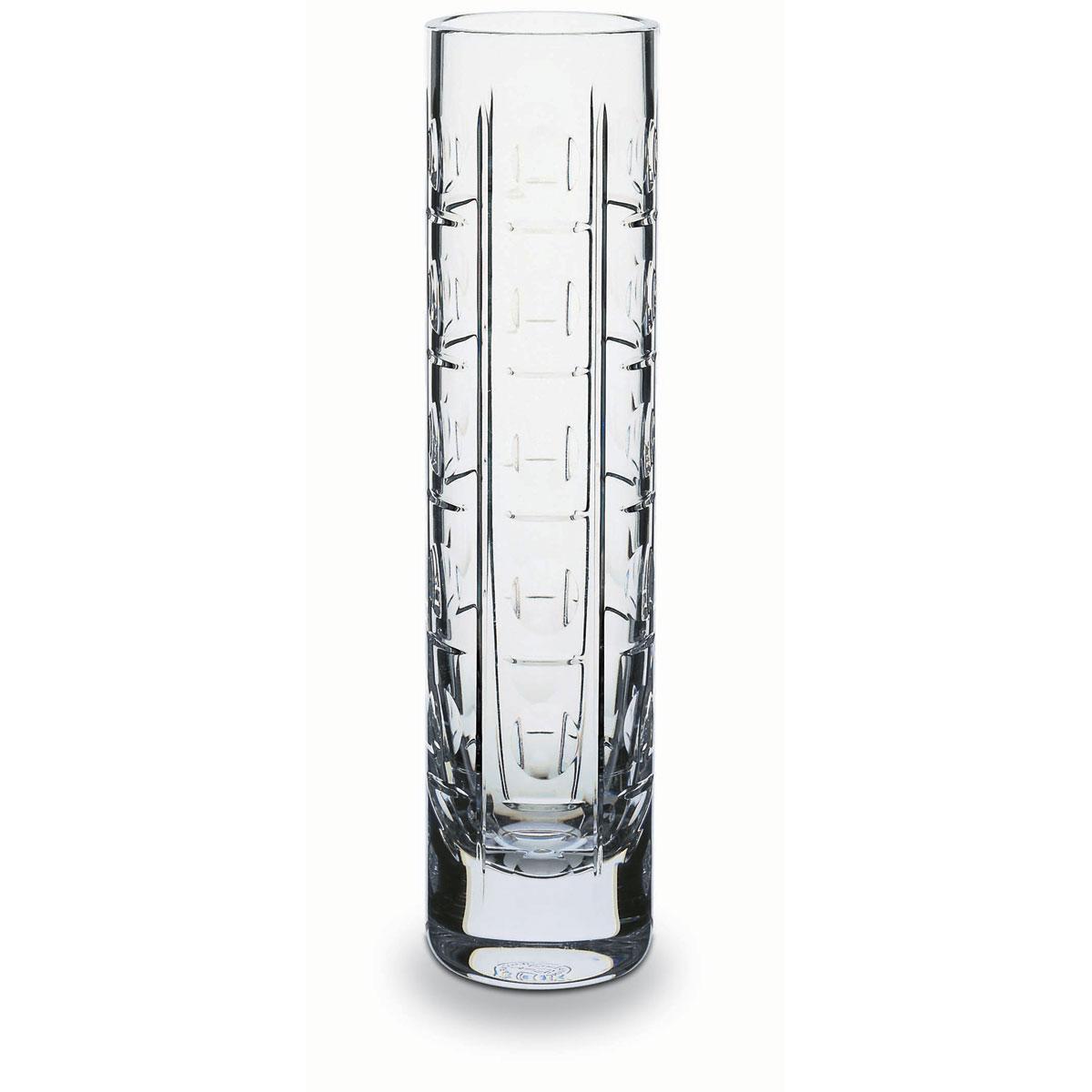 Baccarat Crystal, Equinoxe Bud Crystal Vase