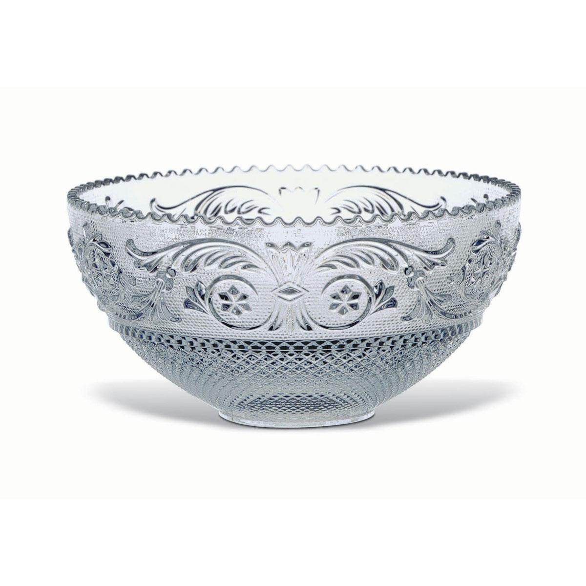 Baccarat Crystal, Arabesque Crystal Bowl, Small