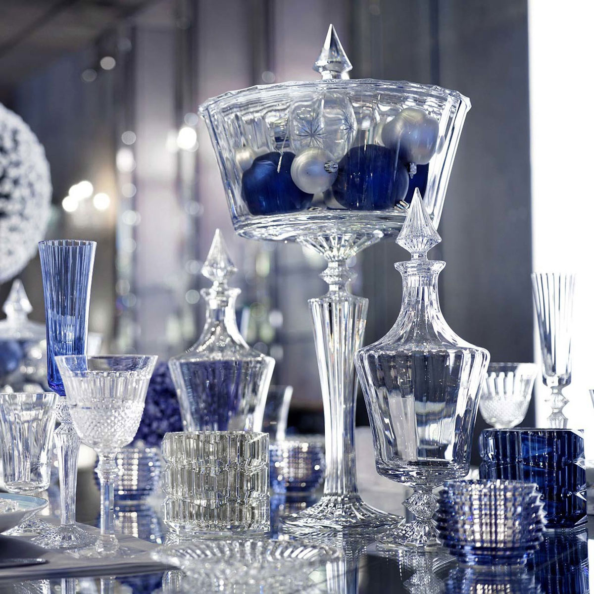 Baccarat Crystal Mille Nuits Decanter