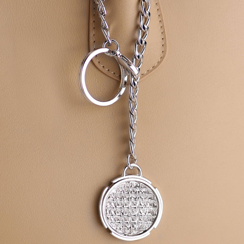 Cashs Crystal Kerry Crystal Bag Charm and Key Ring